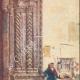 DÉTAILS 06 | Cathédrale de Palerme - Portail sud - Sicile (Italie)