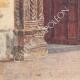 DÉTAILS 07 | Cathédrale de Palerme - Portail sud - Sicile (Italie)