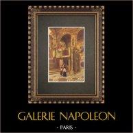 Chapelle Palatine - Palais des Normands - Palerme - Sicile (Italie)