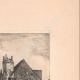 DÉTAILS 03 | Place Plumereau - Maisons à colombage à Tours - Val de Loire - Indre-et-Loire (France)