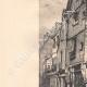 DETAILS 02   Rue Courteline - Old house - Tours - Indre-et-Loire (France)