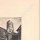 DETAILS 03   Rue Courteline - Old house - Tours - Indre-et-Loire (France)