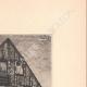 DETAILS 03 | Rue de Ballan - Old house in Tours - Indre-et-Loire (France)