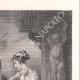DÉTAILS 03   Juliette et la Nourrice - Roméo et Juliette (William Shakespeare)