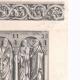 DETALLES 04 | Cripta de la Catedral de Basilea - Esculturas (Suiza)