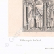 DETALLES 05 | Cripta de la Catedral de Basilea - Esculturas (Suiza)