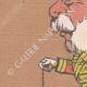 DETAILS 02 | Caricature of Francis-Joseph I of Austria (1830-1916)