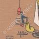 DETAILS 03 | Caricature of Francis-Joseph I of Austria (1830-1916)