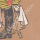 DETAILS 06 | Caricature of Francis-Joseph I of Austria (1830-1916)