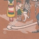 DETAILS 05 | Caricature of Victor Emmanuel III of Italy (1869-1947)