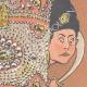 DETAILS 04   Caricature of Mohammad Ali Shah Qajar (1872-1925)