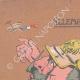 DETAILS 01 | Caricature of Wilhelm II (1859-1941)
