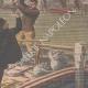 DETAILS 04   Battle on a barge in Courbevoie - Île-de-France - 1902