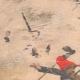 DÉTAILS 02 | Accident dans les Alpes - Chasseurs alpins au col d'Arrondaz - 1902