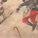 DÉTAILS 06 | Accident dans les Alpes - Chasseurs alpins au col d'Arrondaz - 1902