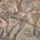 DÉTAILS 04 | Guerre du Transvaal - Héroisme du général Christiaan de Wet - Afrique  du Sud - 1902