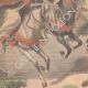 DÉTAILS 02 | Deux soldats français assassinés par des Marocains - Beni-Nounir - Maroc - 1902