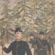 DETALLES 03 | Cazadores alpinos - Esqui - Briançon - Altos Alpes - Francia - 1902