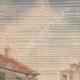 DÉTAILS 01 | Un enterrement à bicyclette à Imola - Italie - 1902
