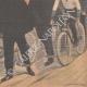 DÉTAILS 06 | Un enterrement à bicyclette à Imola - Italie - 1902