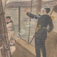 DETALLES 04 | Marina Francesa - La vida a bordo de un buque escuela - Borda - Brest - Francia - 1902
