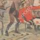 DETALLES 02 | Batalla de Tweebosch - Lord Methuen capturado y rematado por los Bóers - Sudafrica - 1902
