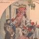DETAILS 01   Procession of Holy Week - Jerusalem - Rome - Seville - 1902