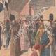 DETAILS 04   Procession of Holy Week - Jerusalem - Rome - Seville - 1902