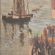 DETAILS 05   Procession of Holy Week - Jerusalem - Rome - Seville - 1902