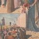 DETAILS 06   Procession of Holy Week - Jerusalem - Rome - Seville - 1902