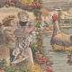 DETAILS 02 | The Flower Day on the Mediterranean - French Riviera - 1902