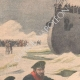 DETAILS 02 | The Russian icebreaker Yermak stopped in the ice - Baltic Sea - 1902
