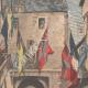 DETAILS 03 | Visit of King of Sweden in Mont Saint-Michel - Normandy - France - 1902