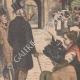 DETAILS 04 | Visit of King of Sweden in Mont Saint-Michel - Normandy - France - 1902