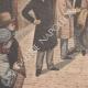 DETAILS 05 | Visit of King of Sweden in Mont Saint-Michel - Normandy - France - 1902