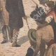 DETAILS 06 | Visit of King of Sweden in Mont Saint-Michel - Normandy - France - 1902