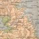 DETAILS 04   Map of Martinique - Eruption of Mount Pelee - St Pierre - 1902