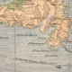 DETAILS 06   Map of Martinique - Eruption of Mount Pelee - St Pierre - 1902
