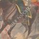 DÉTAILS 04 | Voyage de Emile Loubet en Russie - Revue militaire à Krasnoïe Selo - Russie - 1902