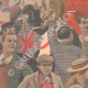 DETAILS 02 | End of the Boers war - Treaty of Vereeniging - Joy of the english - London - 1902