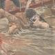 DÉTAILS 06 | Un chien sauve un suicidé de la noyade - Seine - Paris - 1902