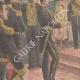 DÉTAILS 02 | Le nouveau Bey de Tunis Hédi Bey - Cérémonie d'investiture - Palais du Bardo - Tunisie - 1902