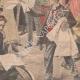 DETAILS 06 | Disease of King Edward VII of England - Sadness in London - 1902