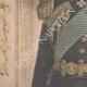 DETAILS 02   Portrait of George V - Prince of Wales (1865-1936)