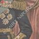 DETAILS 04   Portrait of George V - Prince of Wales (1865-1936)
