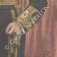DETAILS 06   Portrait of George V - Prince of Wales (1865-1936)