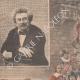 DÉTAILS 01 | Centenaire de Alexandre Dumas - 1902