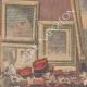 DETAILS 01 | Soldiers' art instruction - France - 1902