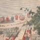 DETAILS 03 | Bastille Day - Tribute to the Pompiers de Paris - 1902
