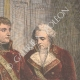 DETAILS 03   Bonaparte installs the Council of State - Constitution of Year VIII - Petit Luxembourg Paris - 1799